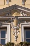 巴洛克式的门面 库存图片