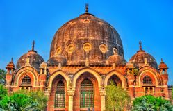 巴洛达的Sayajirao University,艺术才干大君  印度 免版税库存照片