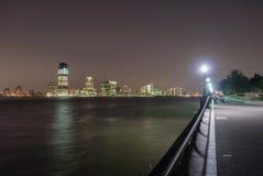 巴特里公园-纽约 免版税库存照片