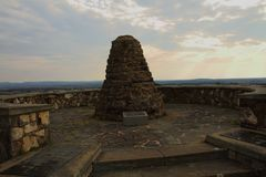 巴瑟斯特东开普省南非 库存照片