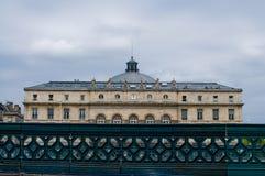 巴约讷de和法国mairie剧院 库存图片