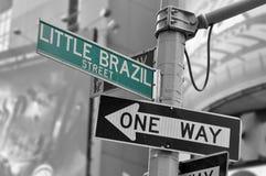 巴西一点 免版税图库摄影