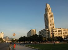 巴西中央 免版税库存图片