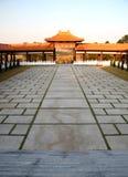 巴西佛教寺庙 免版税图库摄影