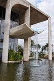 巴西利亚正义宫殿 库存图片