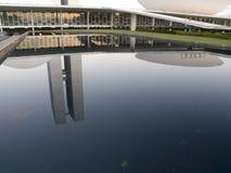 巴西国会国民 免版税库存图片