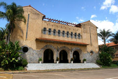 巴西城堡 库存照片