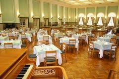 巴西手段餐馆 免版税库存图片