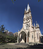巴西教会 免版税库存照片