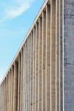 巴西正义宫殿 库存图片