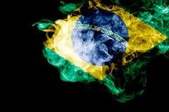 巴西的国旗 免版税图库摄影