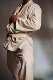 巴西美国兵jitsu jiu 免版税库存图片