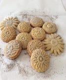 巴西自创饼干 库存照片