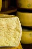 巴马干酪 库存图片