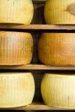 巴马干酪 免版税图库摄影