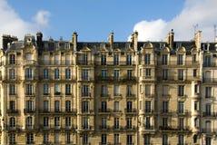 巴黎人的结构 库存图片
