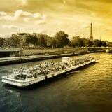 巴黎人的节假日 免版税库存照片