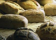 巴黎人面包店的面包 免版税库存图片