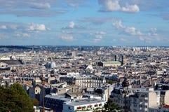 巴黎地平线 库存照片