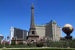 巴黎拉斯维加斯旅馆和娱乐场 库存图片