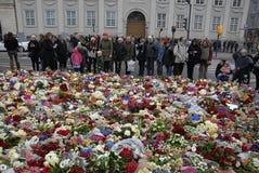 巴黎攻击了 免版税图库摄影