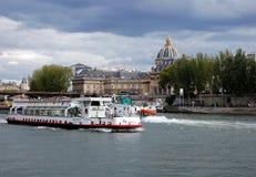 巴黎旅游业 库存图片