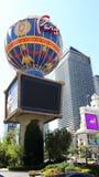 巴黎旅馆和赌博娱乐场,巴黎拉斯维加斯,结构,大厦,城市,旅游业 库存照片