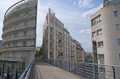 巴黎结构 库存照片