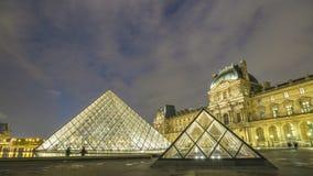 巴黎罗浮宫时间间隔 股票视频