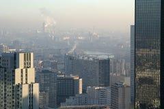 巴黎视图 免版税图库摄影