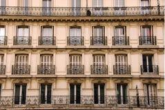 巴黎视窗 免版税库存照片