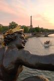 巴黎详细资料  免版税库存照片