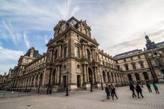 巴黎,法国- 2017年11月 2007年法国6月天窗博物馆巴黎 著名历史艺术地标在欧洲 浪漫,旅游,建筑学, beautifu 免版税库存照片