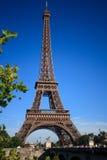 巴黎-埃佛尔铁塔 免版税库存照片