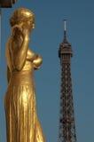 巴黎 库存照片
