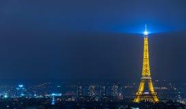 巴黎- 6月15 免版税库存照片