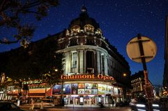 巴黎 Gaumont歌剧 图库摄影
