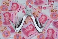货币政策操作工具 免版税库存图片