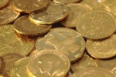 币金 免版税库存图片