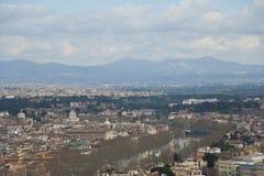市中心,意大利。 免版税图库摄影