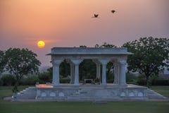 市乔德普尔城-印度 库存照片