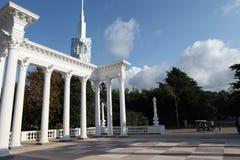 巴统市在乔治亚 免版税图库摄影