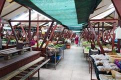 市场。扎达尔 免版税图库摄影