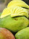 市场卖果子在样式arraneged 图库摄影
