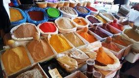 市场在中东 免版税库存图片