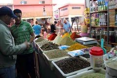 市场在阿加迪尔 库存图片