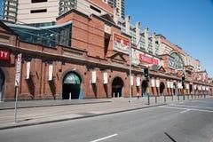 市场城市-悉尼 免版税库存图片