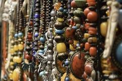 市场小装饰品 库存图片