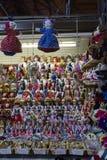 市场布达佩斯 库存图片