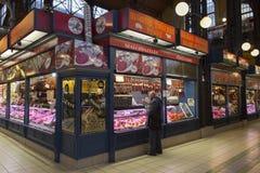 市场布达佩斯 免版税库存照片